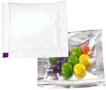 "Skittles 3"" X 3"" Treat Packet"