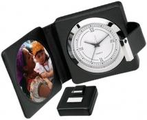 Voyage II Travel Alarm & Photo Frame