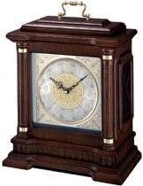 Dark Oak Carriage Mantel Clock