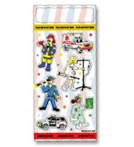 Fun & Fantasy Stickers - Rescue Heroes