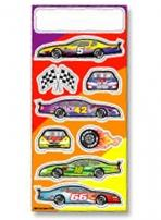 Fun & Fantasy Stickers - Race Cars