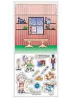 Peel N Play Stickers - Toy Shop