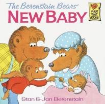 Children: The Berenstain Bears' New Baby