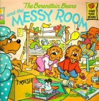 Children: The Berenstain Bears & The Messy Room