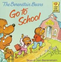 Children: Berenstain Bears Go to School