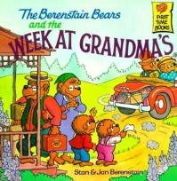 Children: The Berenstain Bears & The Week At Grandma's