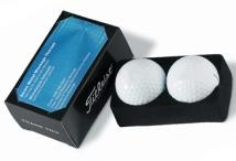 PackEdge by Titleist 2-Ball Business Card Box