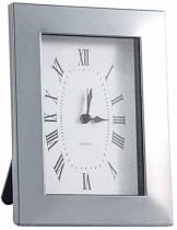 Vogue Roman Numeral Desk Clock
