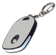 Portable LED Flashlight Key Tag