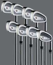 Ci6 Control Irons 3-pw - Steel Shafts