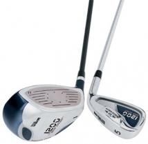 Woman's 1200 Gear Effect 3 Woods, 1 Hybrid, 7 Irons