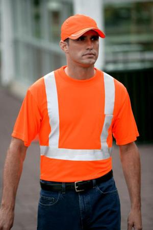 ANSI Compliant Safety T-Shirt