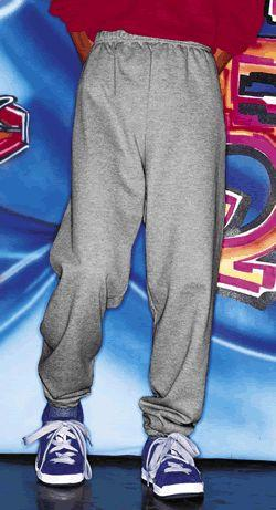 Adult 50/50 Nublend Sweatpants