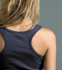 Ladies' Racer Back Tank