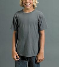 Boys Short Sleeve Euro Fit T