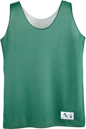 Girls Reversible Mini Mesh League Tank