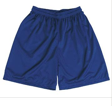 Two-Ply Mesh/Tricot Shorts
