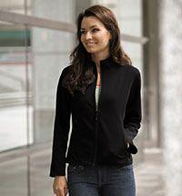 Ladies' Soft Schell Jacket