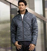 Quilted Denny Down Jacket