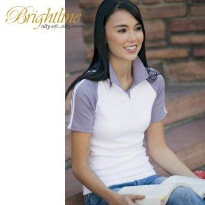 Ladies' Raglan Sleeve Polo