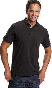 Short Sleeve Sport Shirt with Pocket