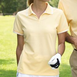 Women's Brookline Dri-Fast Oxford Pique Polo