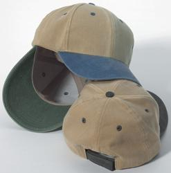 Pro Structured Mid-Crown Cap