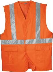 High Visibility Utility Vest