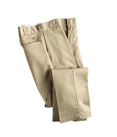 Traditional Work Pants