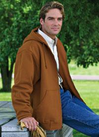 Adult Craftsman Hooded Jacket