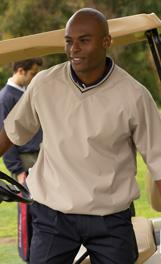Caddy Short Sleeve Windshirt