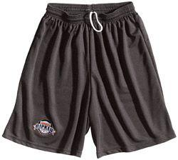 Men's Closed-hole Mesh Short