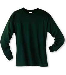 100% Cotton Long-Sleeve Beefy-T