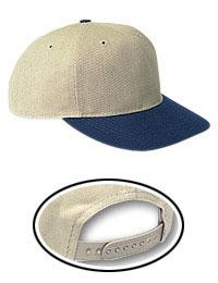 Washed Bull Denim Low Profile Pro Style Caps
