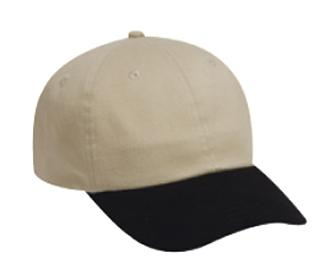 Brushed Cotton Twill Low Profile Pro Style Caps