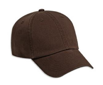 Garment Washed Superior Cotton Twill 6 Panel Low Profile Dad Cap