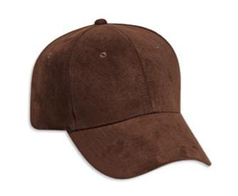 Polyester Microfiber Suede Low Profile Pro Style Caps