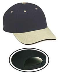 Wool Blend Sandwich Visor Low Profile Pro Style Caps