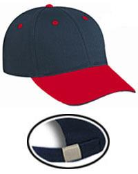 Microfiber Polyester Sandwich Visor Low Profile Pro Style Caps