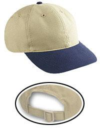 Brushed Cotton Twill Soft Visor  Low Profile Pro Style Caps