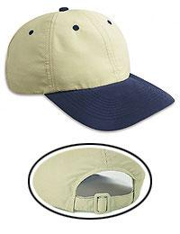 Microfiber Polyester Soft Visor Low Profile Pro Style Caps