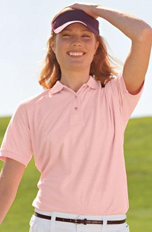 Ladies Silk Touch Polo