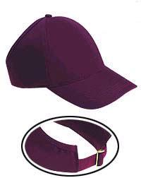 Brushed Cotton Twill Ponytail Low Profile Pro Style Caps