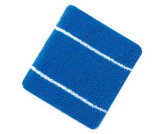 Terry Cloth Wrist Bands with Stripes