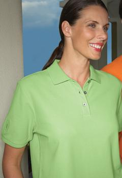 Ladies' Pique Club Polo