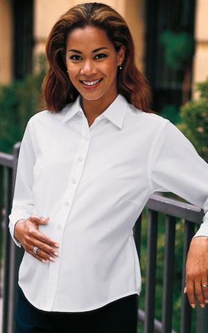 Maternity Easy Care Shirt