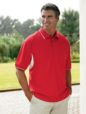 Vented Men's Polo