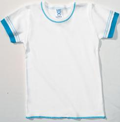 Toddler Baby Rib Extended Sleeve Tee