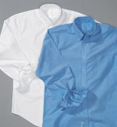 Mens Oxford  FeatherLite Twill Long Sleeve Shirt