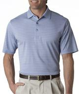 Men's Micro-Pima Patterned Polo